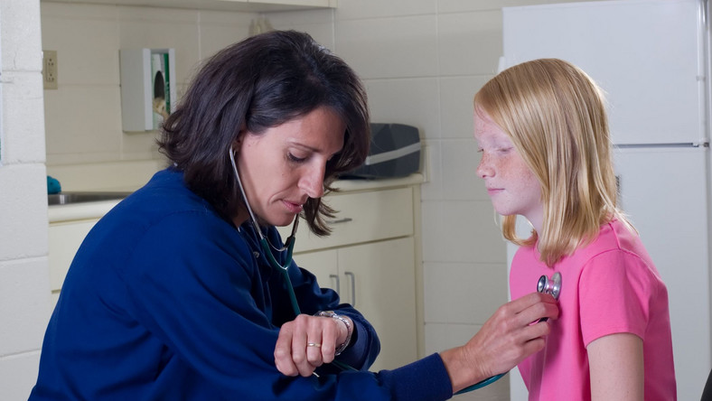 Pielęgniarka szkolna