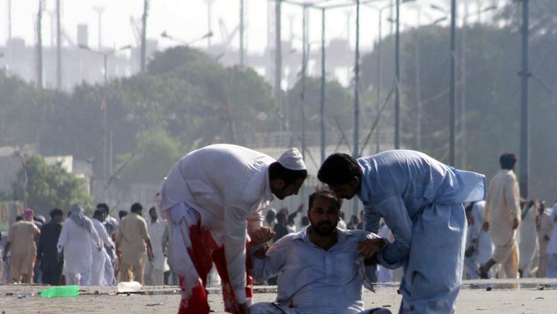 15 osób zginęło w protestach w związku z antyislamskim filmem