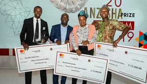 These 26 young African entrepreneurs have been selected to receive funding from Anzisha Prize (Photo credit: Opportunity Desk)