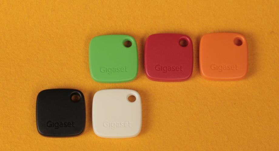 Gigaset G-Tag: Bluetooth-Schlüsselfinder im Test