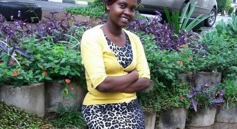 Becky Mbithe a.k.a Kalekye