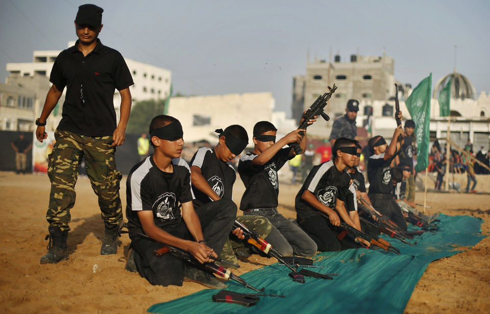GAZA - POLITICS MILITARY SOCIETY
