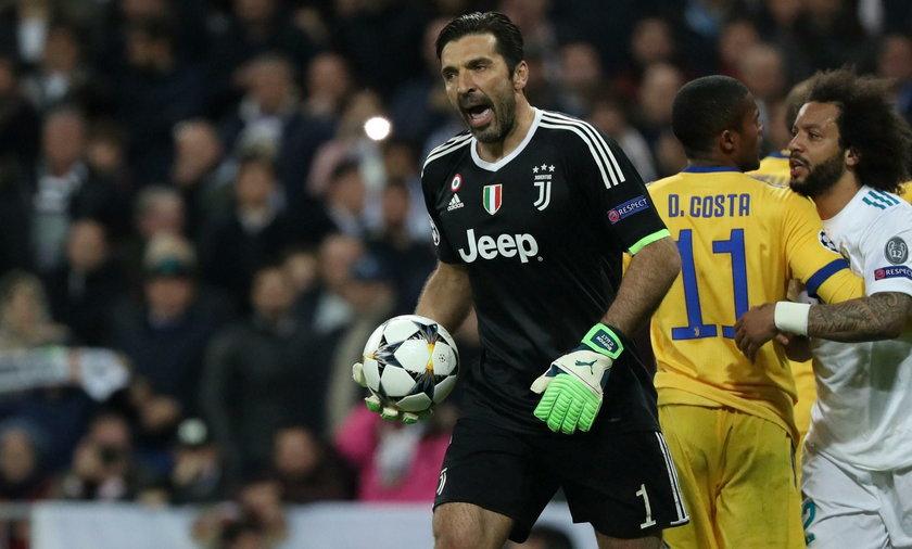 Gianluigi Buffon przedłużył kontrakt z Juventusem