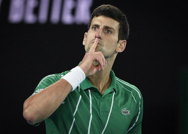 Novak Đoković šalje nedvosmislenu poruku onim navijačima Tima koji su ga ometali u finalu