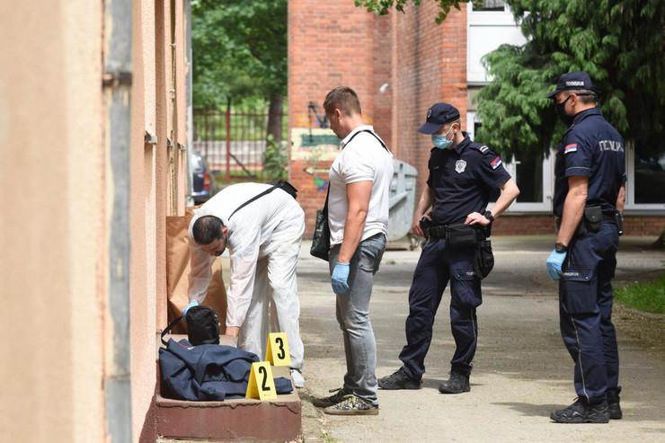 Erdevik 2292 dvostruko ubistvo Branislave Gnjidic i Miroslav Bojic  foto Nenad Mihajlovic preview