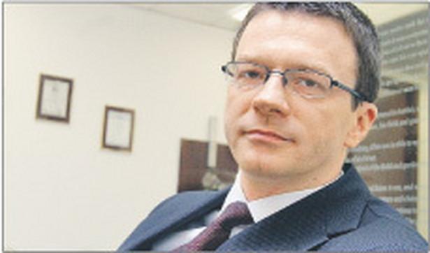 Arkadiusz Michaliszyn, prawnik, partner w CMS Cameron McKenna