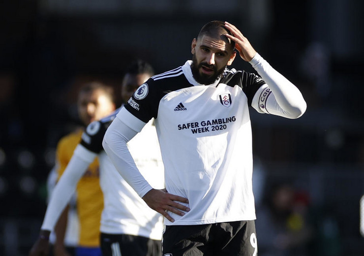 Aleksandar Mitrović protiv Evertona