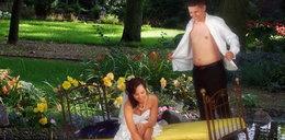 Przerażające ślubne zdjęcia! FOTO