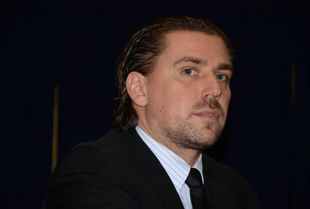 Tomasz Kaczmarek, znany jako Agent Tomek