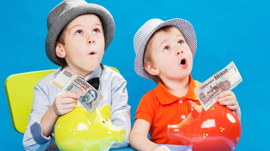 A gyerekek pénzügyi nevelése 3.