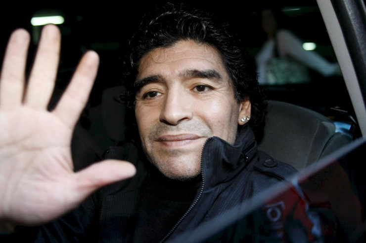 maradona 20081106 epa alberto estevez barcelona Di020907178 preview