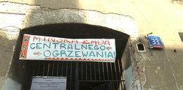 Nie mają ogrzewania od 50 lat. Dramat mieszkańców warszawskiej Pragi