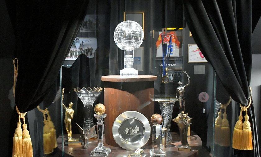 Kamil Stoch jeszcze nie kończy kariery, ale swoje muzeum już ma