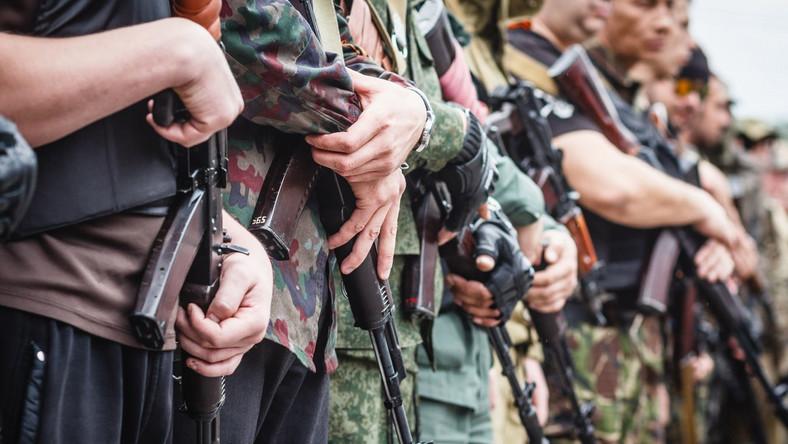 Rosyjska telewizja: Polscy najemnicy walczą w Donbasie
