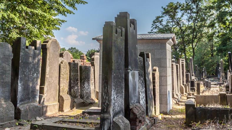 Łódź Cmentarz Żydowski