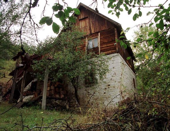 Stara kuća proroka Tarabića u Kremnima