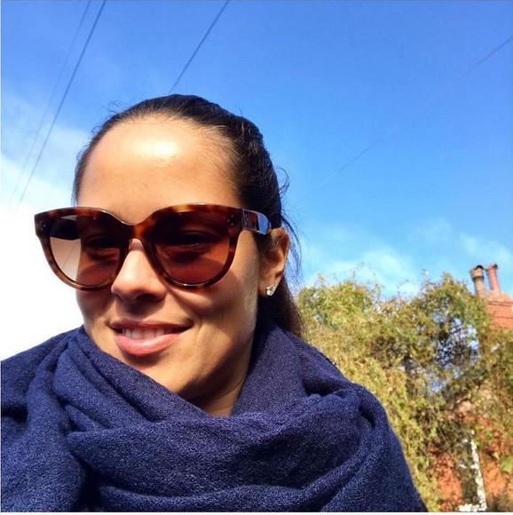 Ana Ivanović stigla u Beograd