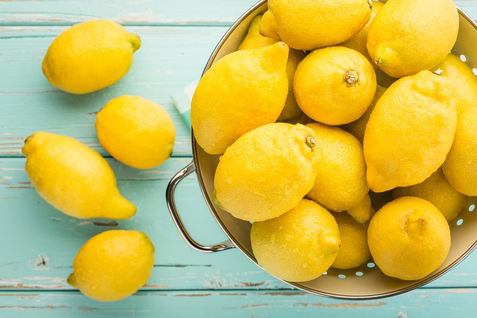 9. Cytrusy to najlepsze źródło witaminy C