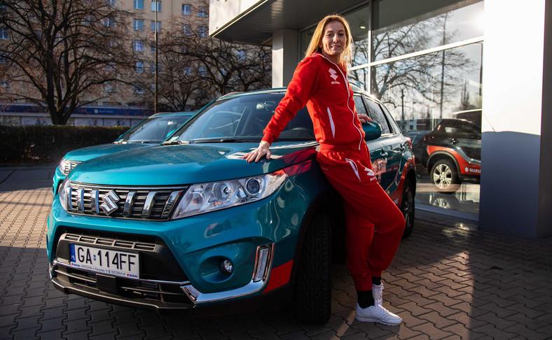 Karolina Koszewska - mistrzyni świata i Europy w kick-boxingu, mistrzyni Europy w boksie amatorskim, zawodowa mistrzyni świata, złota medalistka igrzysk europejskich