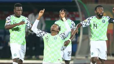 2019 U23 AFCON: Kelechi Nwakali and Taiwo Awoniyi inspire Nigeria to a 3-1 win over Zambia in Group B