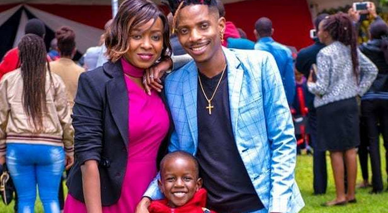 I suffered 2 miscarriages before getting my son Zahari- Jacque Maribe