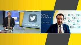 """Prezydent Opola w """"Onet Rano."""": festiwal musi mieć swoją jakość"""