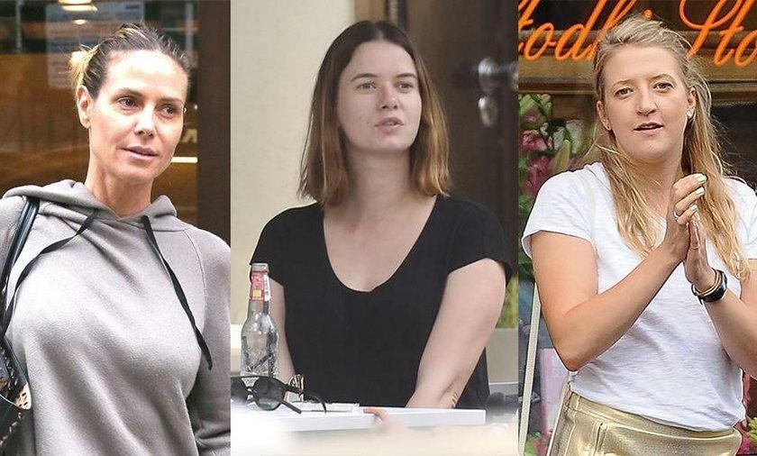 Heidi Klum, Karolina Malinowska, Lara Gessler