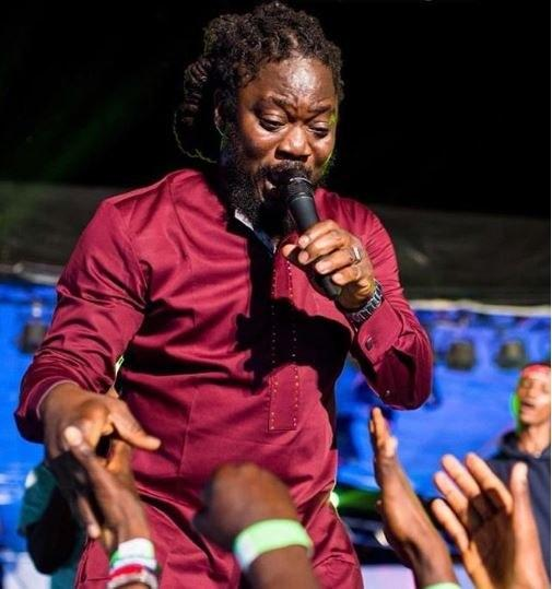 Daddy Showkey has remained a big voice for the people of Ajegunle community
