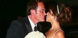 Tarantino usidlony! Żona jest od niego młodsza o 20 lat