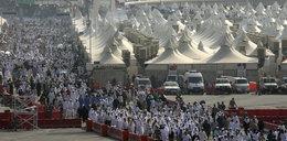 Święte miasto islamu celem terrorystów
