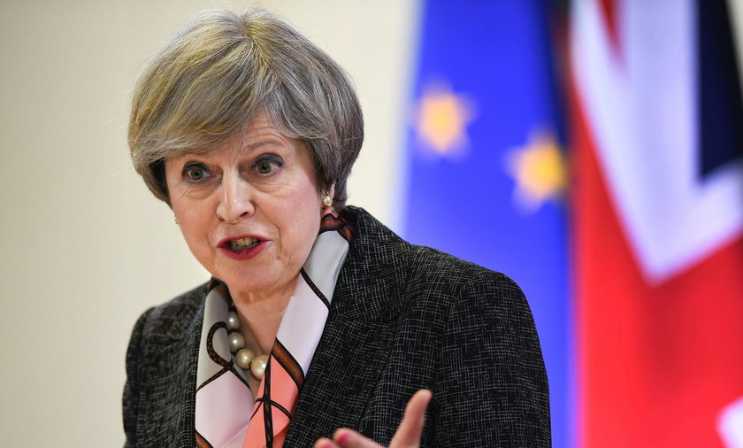 Theresa May o Brexicie