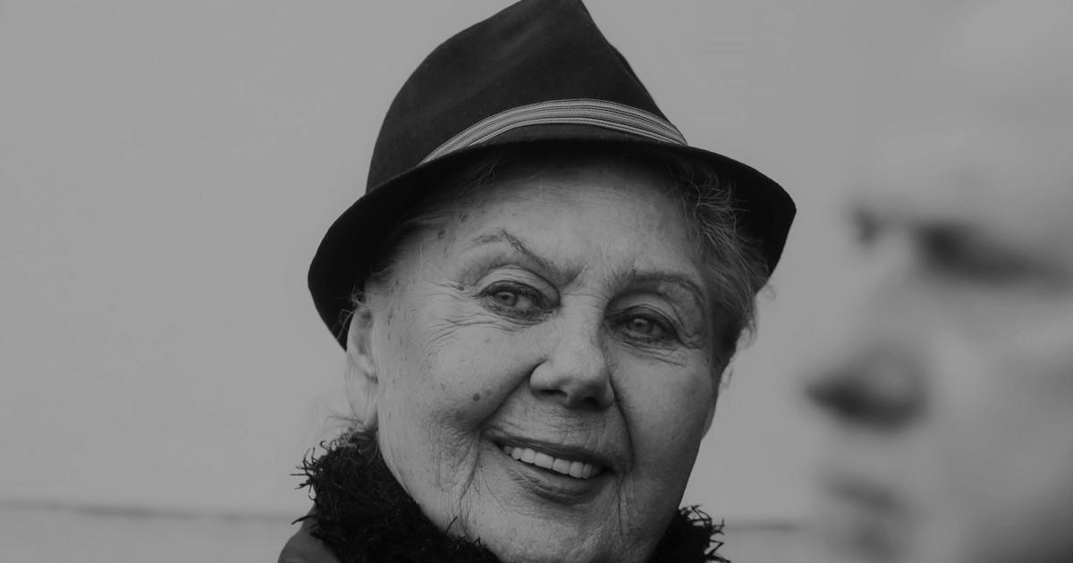 Nie żyje Krystyna Kołodziejczyk. Zmarła po ciężkiej chorobie, w ...