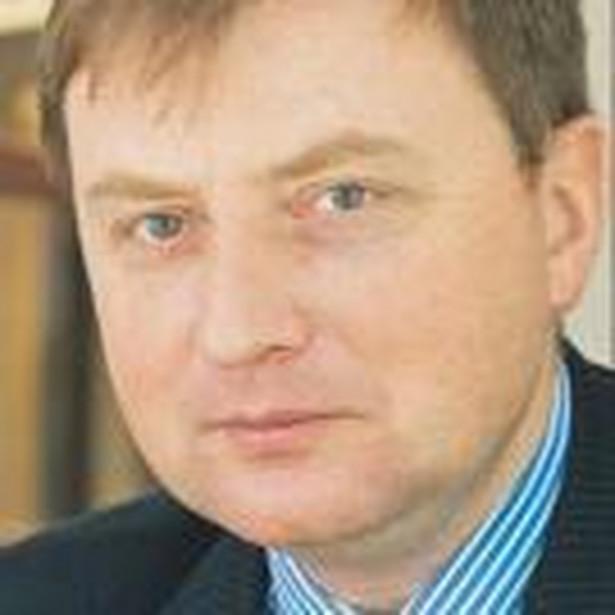 Wojciech Hanna, partner w firmie doradczej Deloitte