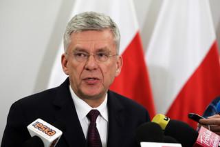 Karczewski: W relacjach Polska-Izrael jest kryzys, ale po burzy przychodzi słońce