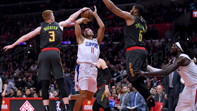 Los Angeles Clippers - Atlanta Hawks