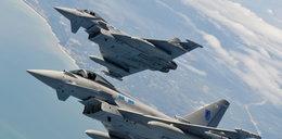 Rosyjscy szpiedzy nad Bałtykiem. Brytyjskie myśliwce poderwane