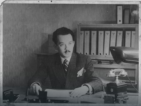 Božidar Milošević, otac Miloša Miloševića