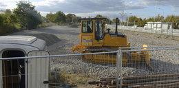 Budują drogi na nowym osiedlu WUWA2