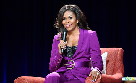 "Po ""Becoming"", Michelle Obama wydaje drugą książkę"