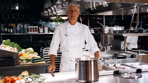 "Anthony Bourdain w filmie ""The Big Short"""