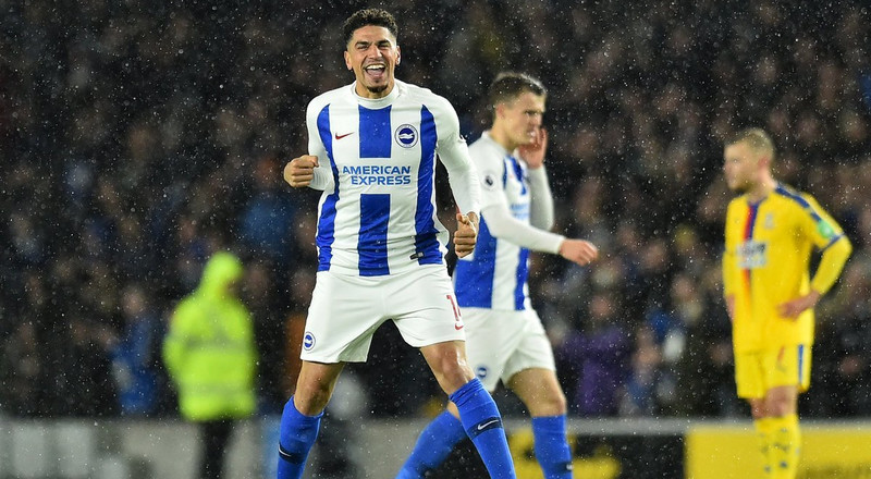 Leon Balogun happy with Brighton's win against Everton to end the year