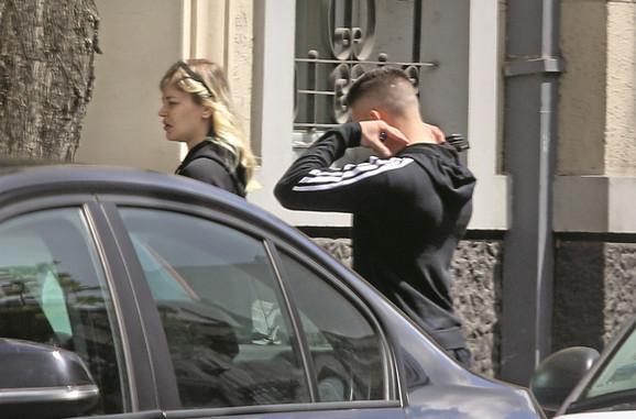 Luka Jović i Sofija Milošević