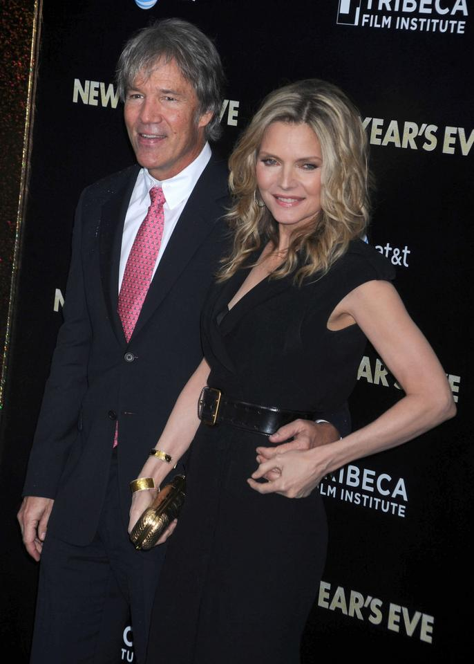 Michelle Pfeiffer i David E. Kelly