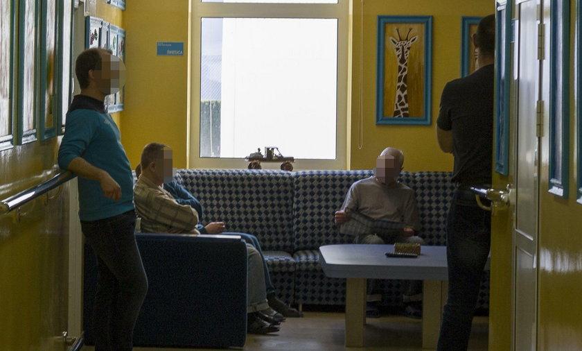 Do zamkniętego ośrodka w Gostyninie trafiają najgroźniejsi zbrodniarze