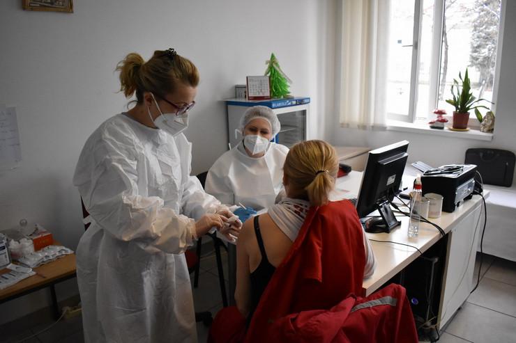 Vakcinacija Valjevo Imunizacija zdravstvenih radnika