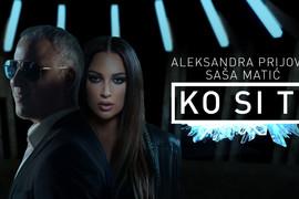 MEGA HIT Saša Matić i Aleksandra Prijović oduševili novim spotom i pesmom!