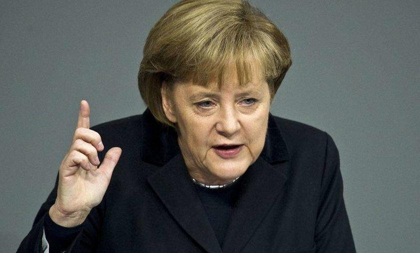 Merkel chce rządzić Grecją