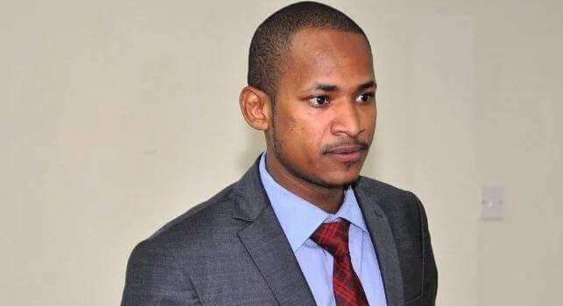 Babu Owino who has come to Eric Omondi's defense