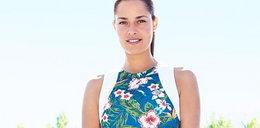 Szokująca kreacja pięknej tenisistki! GALERIA