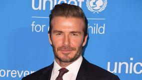 David Beckham odwiedził kolegów w klubie Paris Saint Germain